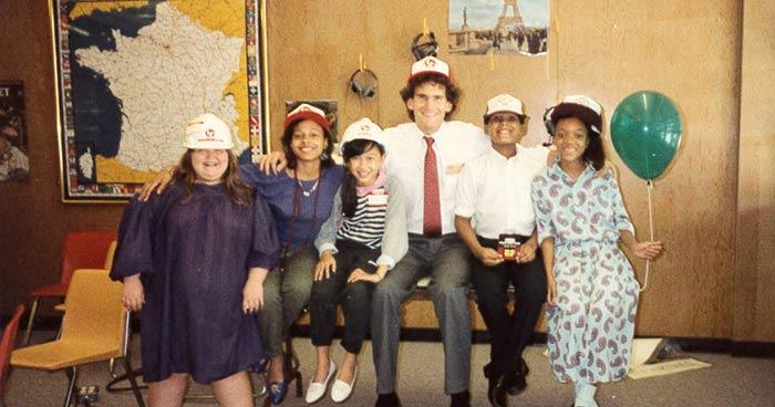 1990: Summerbridge (Now called Breakthrough)