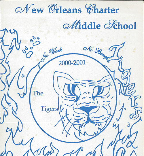 1998: New Orleans Charter Middle School (NOCMS)
