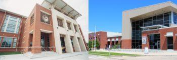 2010: Phillis Wheatley Community School (formerly John Dibert Community School) & Langston Hughes Academy