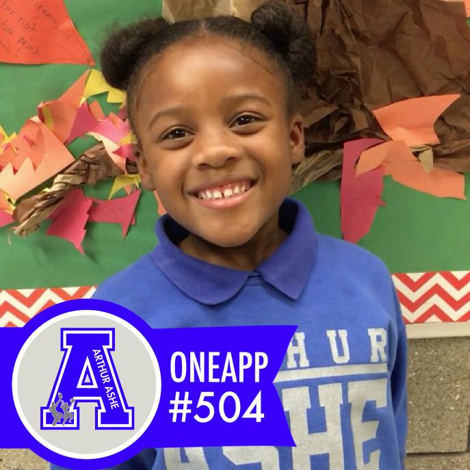 Ashe Student Spotlight_December