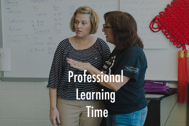 Professional Learning Time