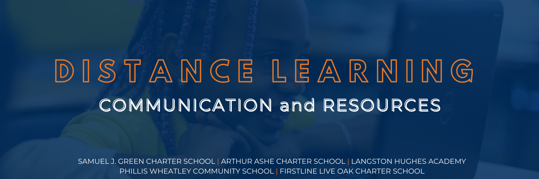 Distance Learning Communication and Resources