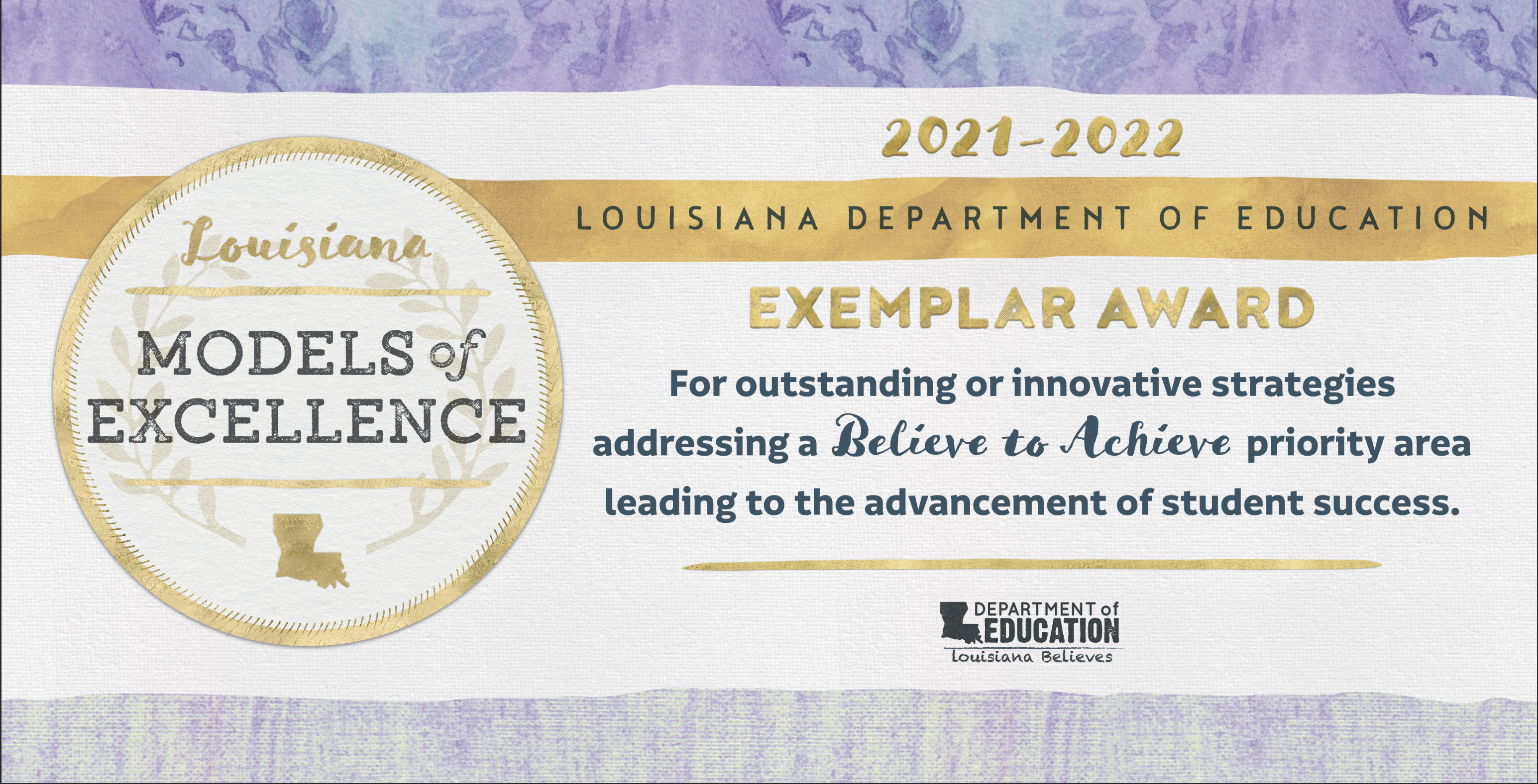 Models of Excellence 2021-2022 Banner (4×8) PROOF