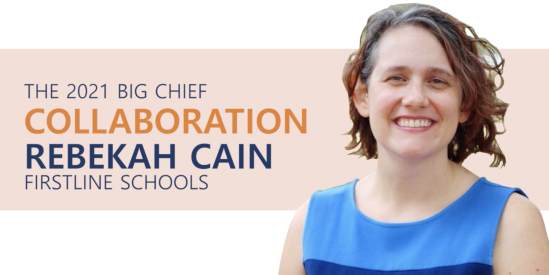 2021 Big Chief of Collaboration: Rebekah Cain
